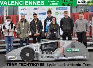 70 - TEAM TECHTROYES